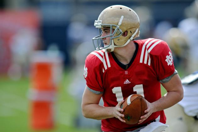 Notre Dame Football: Irish BCS Hopes Hinge on Tommy Rees