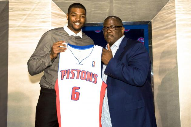 Pistons' Gamble on Josh Smith, Brandon Jennings Puts Joe Dumars' Job on the Line