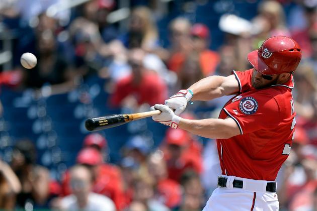 Will Bryce Harper Seizing Leadership Role Inspire Nationals Teammates?