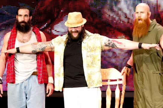 The Wyatt Family's Lack of a Push Is Ruining Their Anticipated Debut