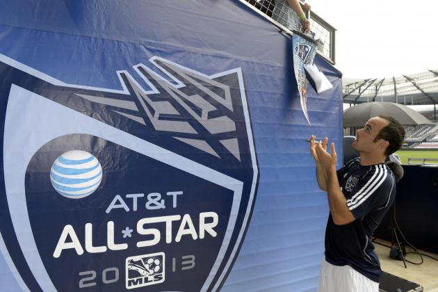 Landon Donovan Is a Rightful Selection for Tonight's All-Star Game