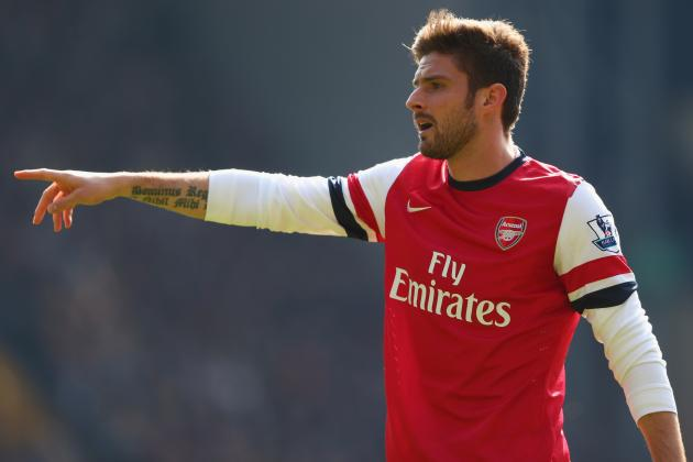 Arsenal Transfer Rumours: Gunners Cannot Afford to Lose Olivier Giroud