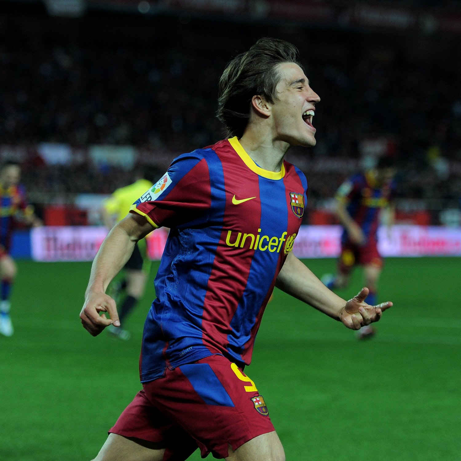 Motivational Quotes For Sports Teams: Former Barcelona Players Who May One Day Return To The