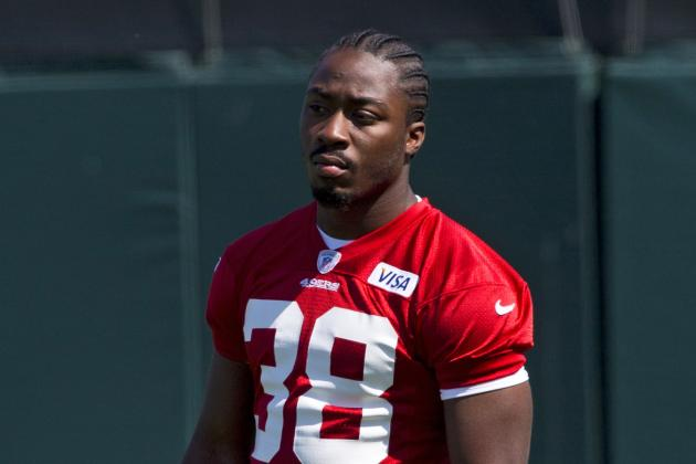 Marcus Lattimore Aiming for Week 10 Return for 49ers