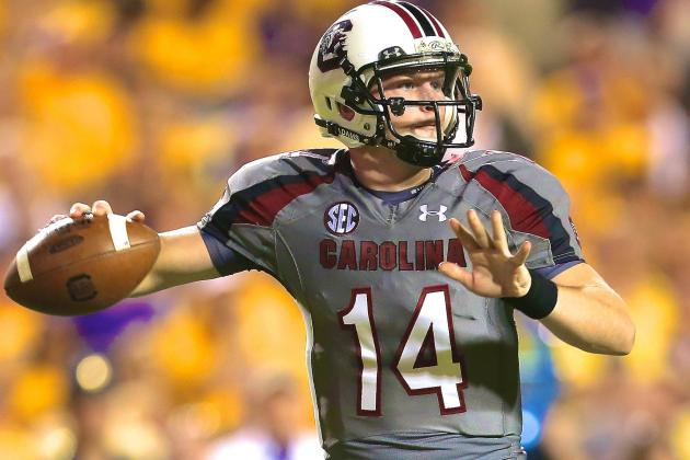 South Carolina QB Connor Shaw Is the Most Underrated Player in the SEC