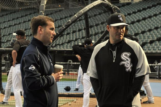 Chicago White Sox Trade Deadline: Grading General Manager Rick Hahn's Efforts