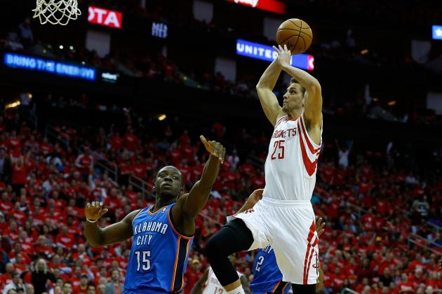 Is Chandler Parsons Key to Rockets' Future, or Houston's Biggest Trade Asset?