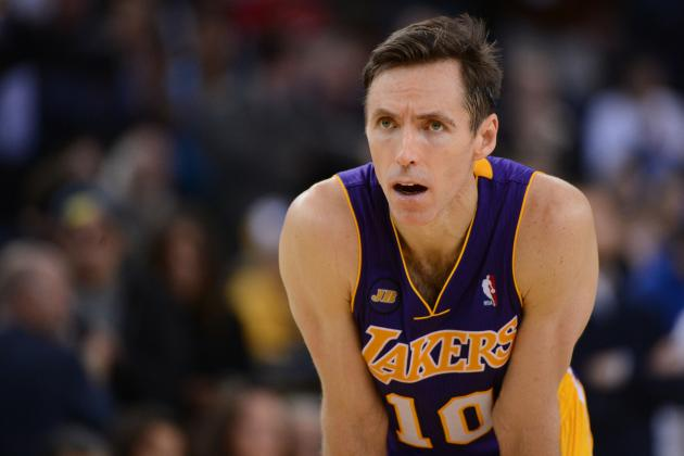 Lakers News: Latest on Steve Nash's Offensive Hopes, Pau Gasol's Return and More
