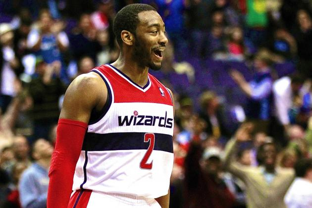 Why Washington Wizards Made the Right Move to Give John Wall a Max Contract