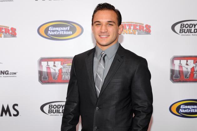 Bellator CEO Bjorn Rebney Calls Michael Chandler 'Best Lightweight in MMA'
