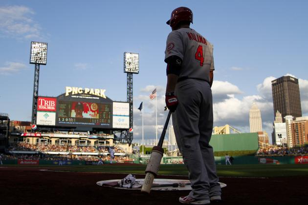 Will Yadier Molina's Knee Injury Lead to Cardinals Second-Half Collapse?
