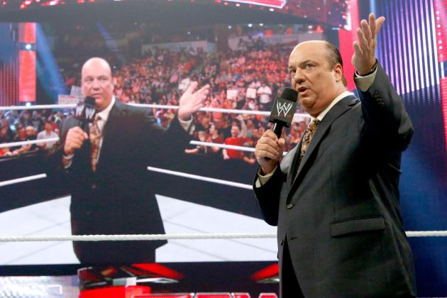 Paul Heyman's Mic Work Must Carry CM Punk & Brock Lesnar's WWE Feud