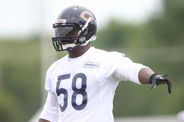 Breaking Down the Chicago Bears' Biggest Training-Camp Battle