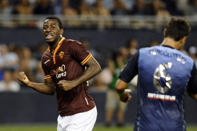 MLS All-Star Game: AS Roma Handles MLS Side with Class in Kansas City