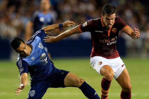 MLS All-Stars vs. AS Roma: Score, Highlights and Post-Match Reaction