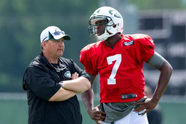Geno Smith Prepared to Take over NY Jets Offense