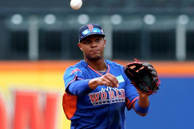 Edes: Xander Bogaerts Waits in the Wings