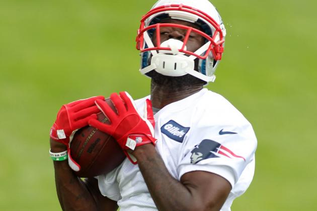 Kenbrell Thompkins Rescues Himself from Woes