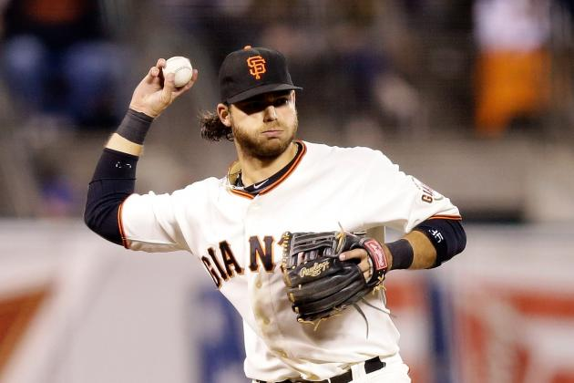 Together One More Day, Giants Get Bounce from Kieschnick, Pill
