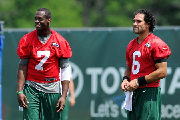 Breaking Down New York Jets' Biggest Training Camp Battle