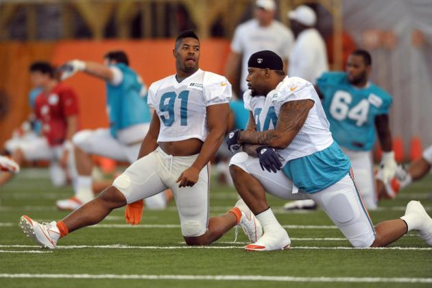 Miami Dolphins Defensive Line Will Be Dominant in 2013
