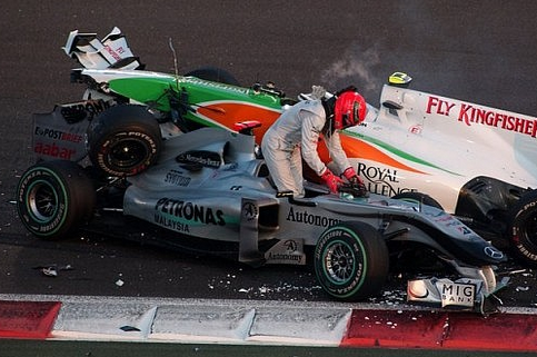 Schumacher: Happy for Mercedes, It's a Surprise Where They Are Now