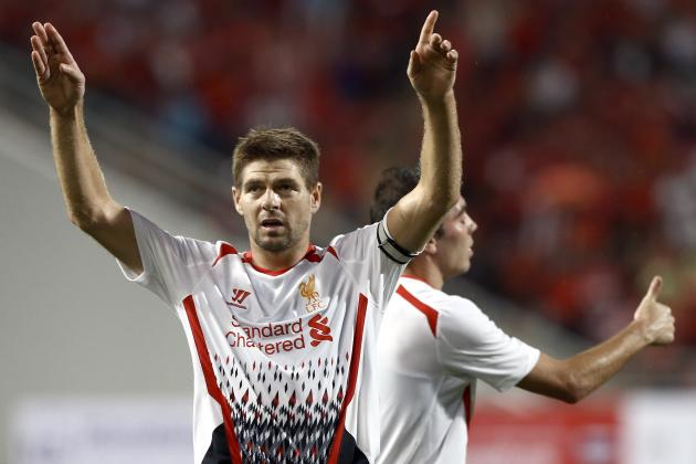 Liverpool Transfer News: Steven Gerrard Wise to Convince Luis Suarez to Stay