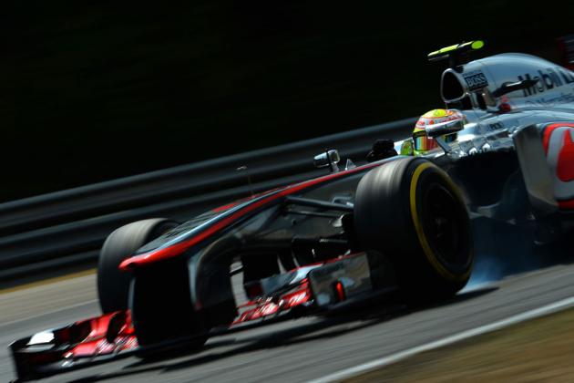 New Tyres Had Minimal Impact: McLaren
