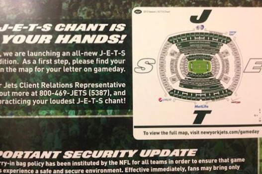 Fans Crowdsource Fireman Ed's J-E-T-S Chant