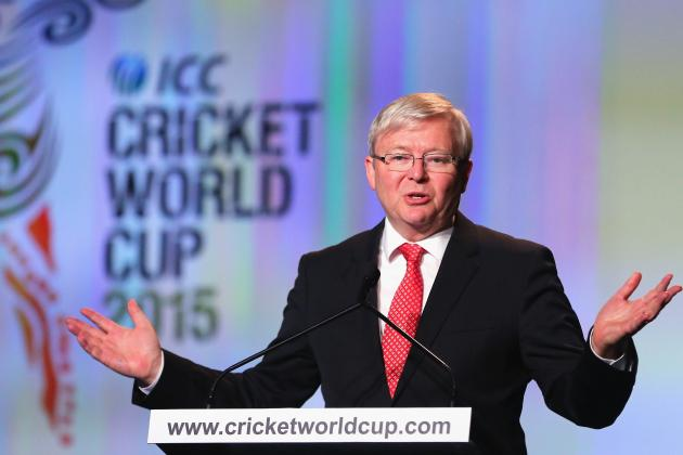 Ashes: Australian PM Kevin Rudd Wrong on 'One of Worst Umpiring Decisions'