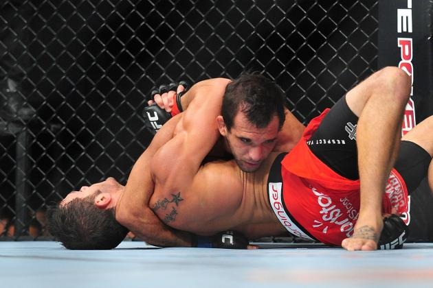 UFC 163: Highlighting Bouts with Fight Night Bonus Potential