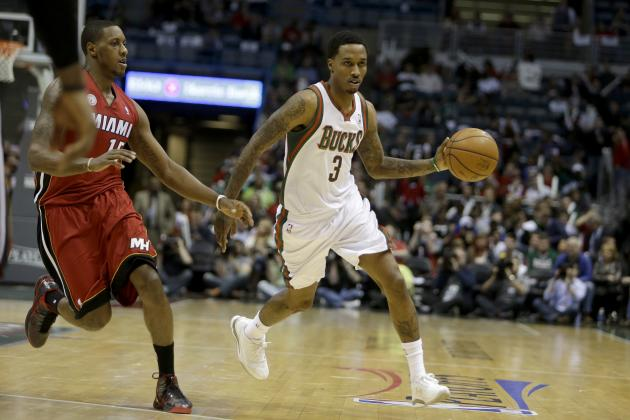 Brandon Jennings Deal a Sign of Desperation for Detroit Pistons
