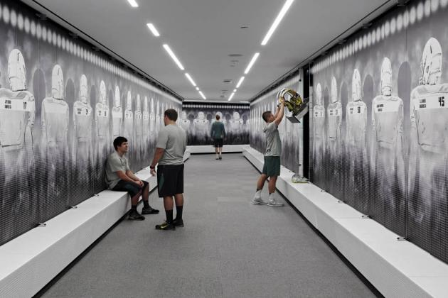 How Oregon's New Football Facility Will Impact Recruiting
