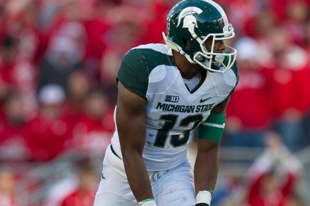 MSU Receivers Ready to Rebound, According to Spartans Coach Mark Dantonio