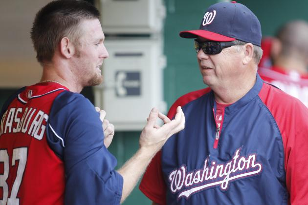 Pitching Coach to Rejoin Nationals on Monday