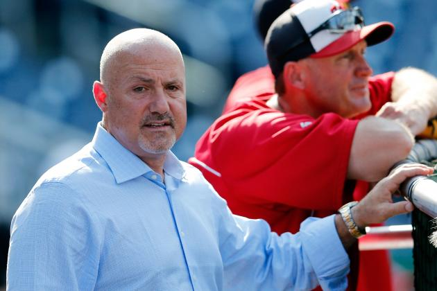 Nats' Mike Rizzo on Storen Demotion: 'I Thought We Handled It Perfectly'