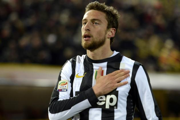 Manchester United Transfer News: Claudio Marchisio Unlikely to Leave Juventus