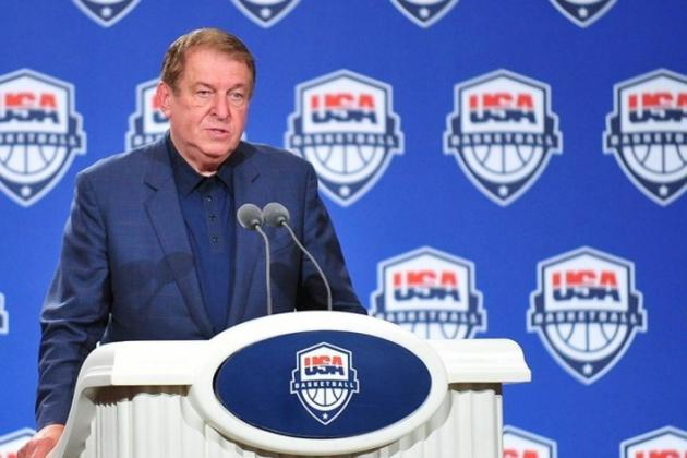 USA Basketball Plans Move to Arizona by 2015