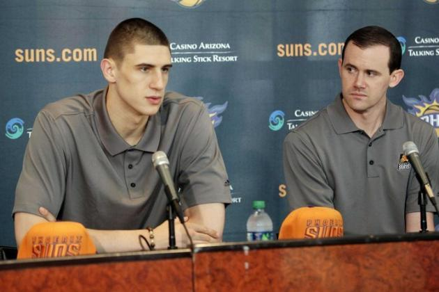 Ryan McDonough's Vision for the Phoenix Suns Comes into Focus