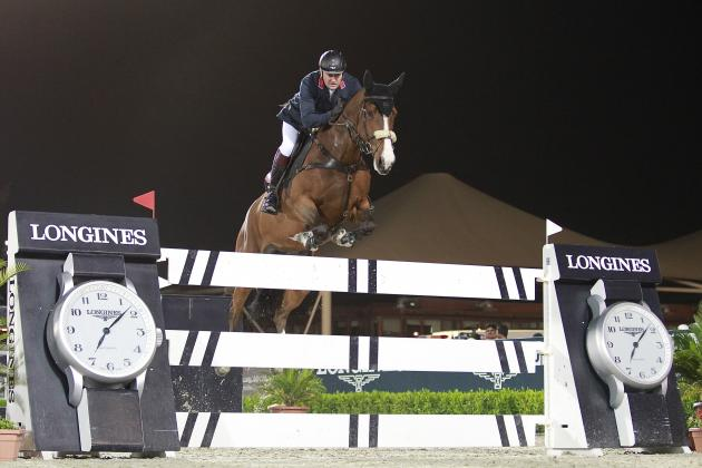 Royal International Horse Show 2013: Breaking Down the Furusiyya FEI Nations Cup