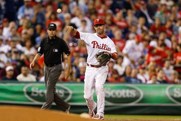 How Philadelphia Phillies Can Go from Bad Trade Deadline to Good Waiver Wire