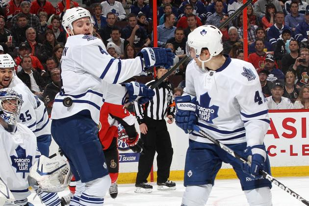 Fraser Hoping Leafs Can Sign Franson