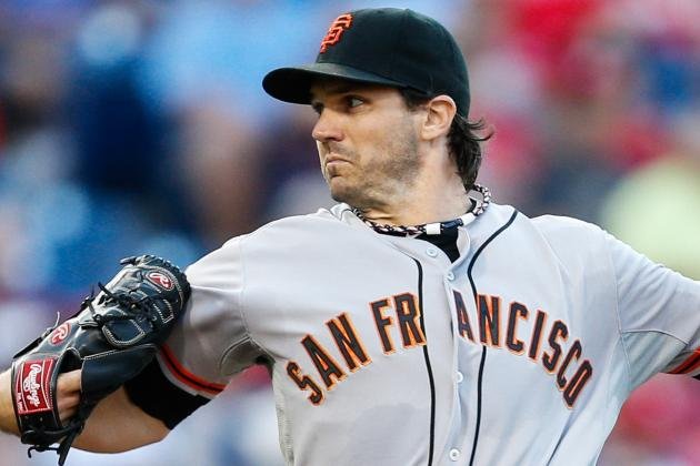 Barry Zito May Have Just Gotten Bumped from the Giants Rotation