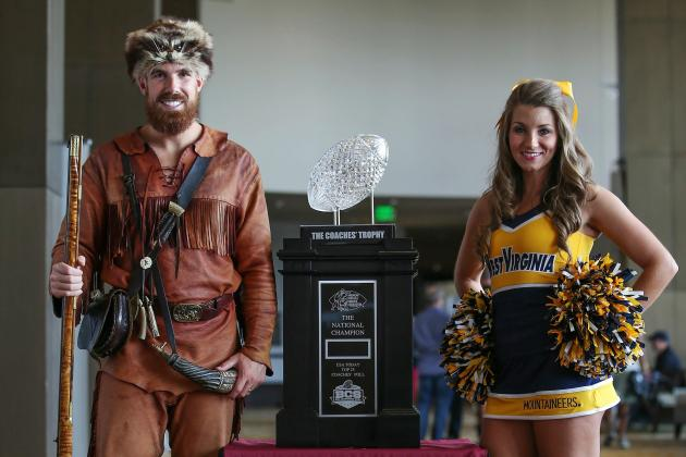 How West Virginia Can Fight Its Way into USA Today Coaches Poll