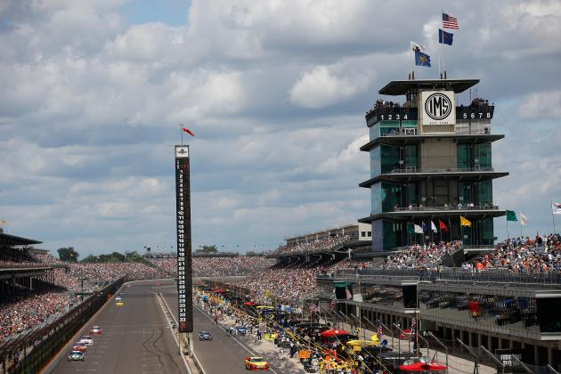 Indianapolis Has Become Just Another Race on Sprint Cup Schedule