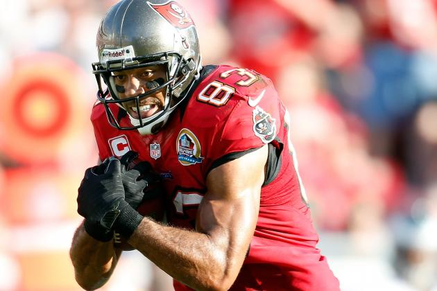 Position Primer: Vincent Jackson, Others, Characterize WR Inconsistency