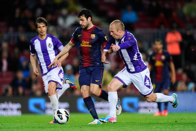 Manchester United: David Moyes is Right to Keep Chasing Cesc Fabregas