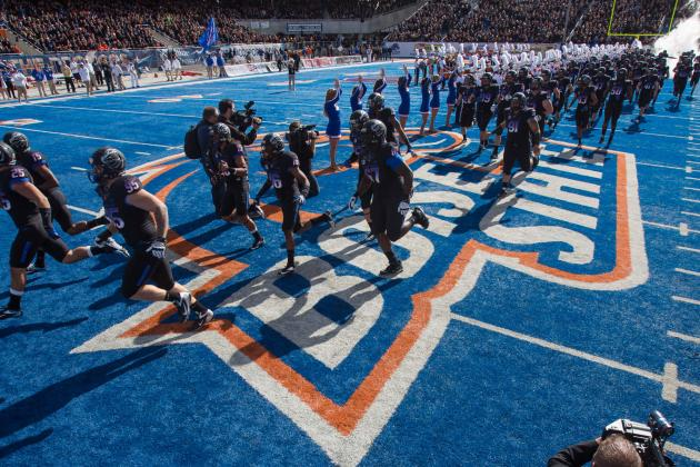 Boise State's USA Today Preseason Coaches Poll Ranking Sets Up Possible BCS Run