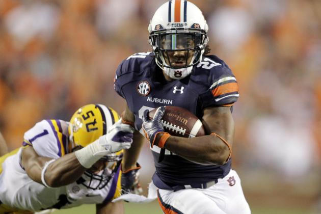 SEC Football Q&A: Is Auburn More Likely to Be a 4-Win Team or an 8-Win Team?