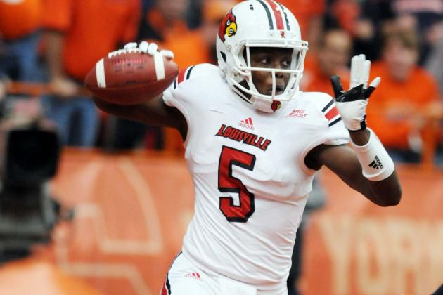 Will Bridgewater Be the Top NFL Prospect?